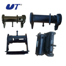European trailer winch/handle