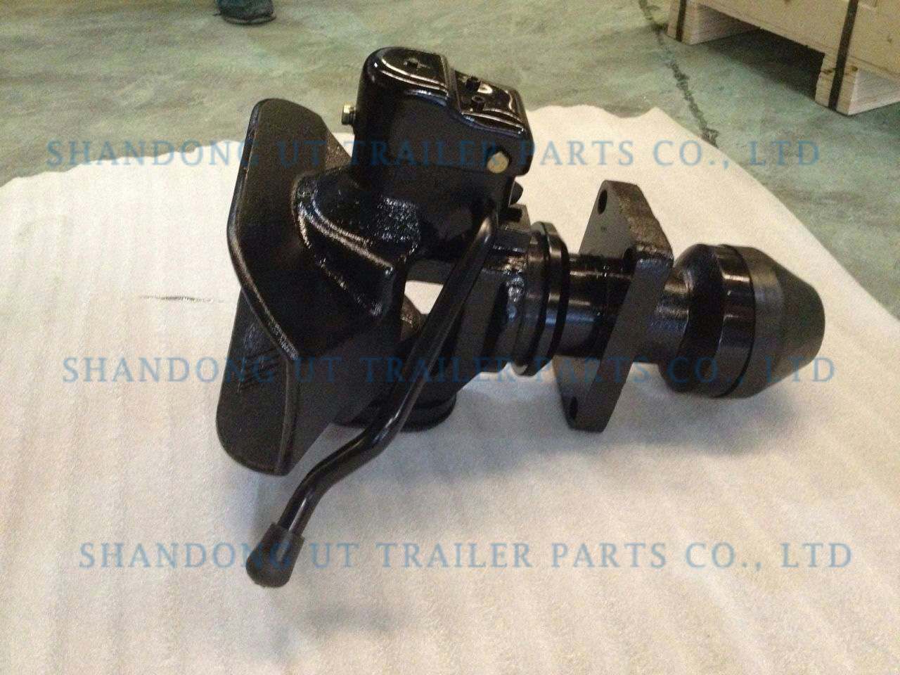UTTC60 Automatic Trailer Coupling