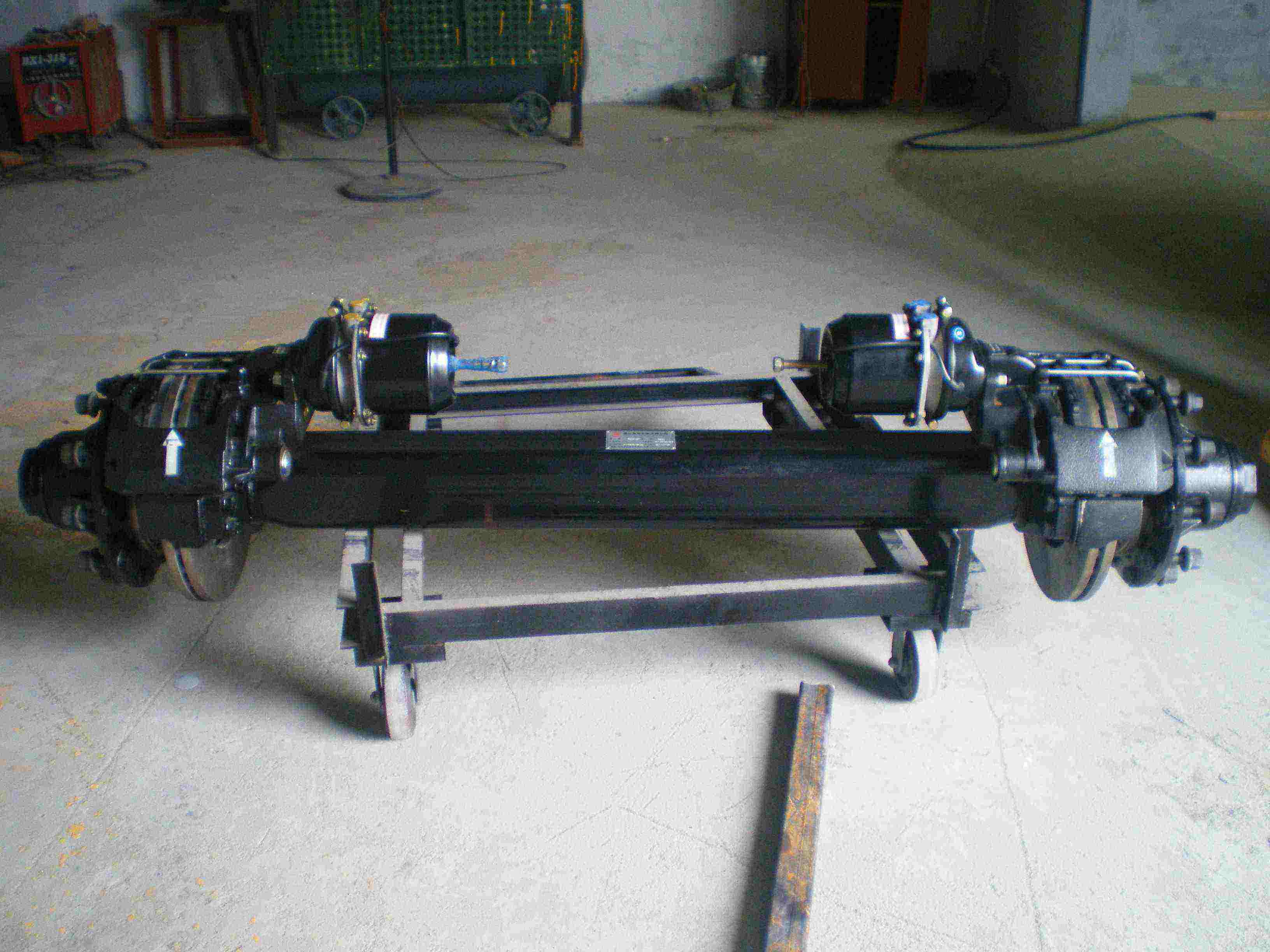 Disc Brake Series Axle